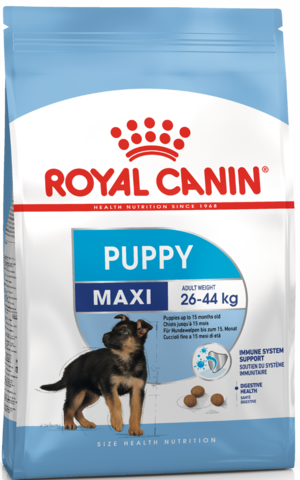 Maxi Puppy - для щенков собак крупных размеров