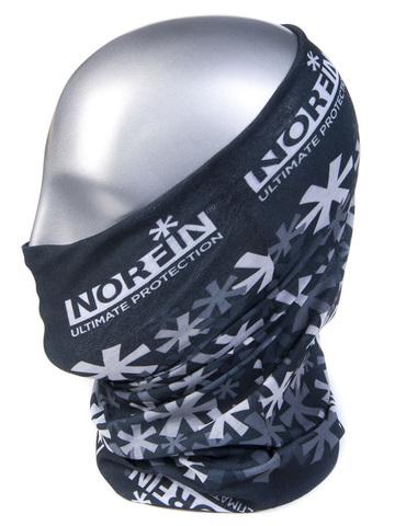 Шарф-бандана NORFIN black