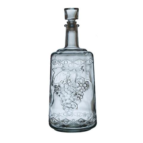 Бутылка стеклянная 3 л «Ностальгия»