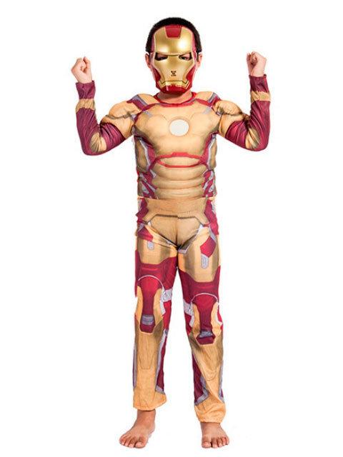 Костюм карнавальный детский Железный человек