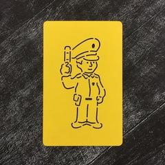 Полицейский №1