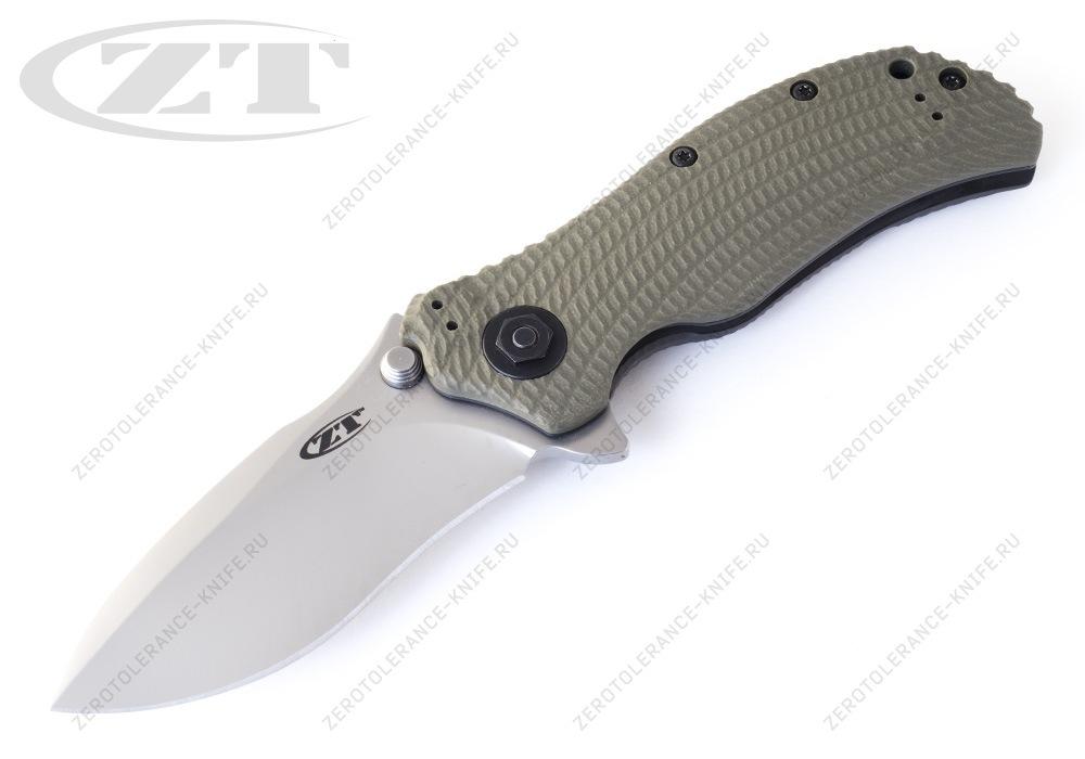 Нож Zero Tolerance 0300CE TAD Gear