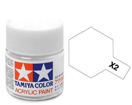 Tamiya Акрил X-2 Краска Tamiya, Белый Глянцевый (White), акрил 10мл import_files_b9_b9307ed65a8411e4bc9550465d8a474f_e3fbec1f5b5511e4b26b002643f9dbb0.jpg