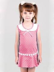 30301-3 платье детское Виола, розовое