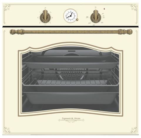 Духовой шкаф Zigmund & Shtain EN 129.612 X