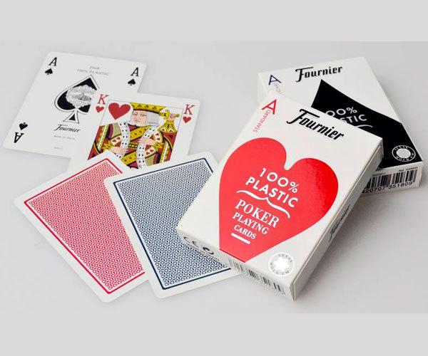 Карты Fournier 2500 100% plastic Standard