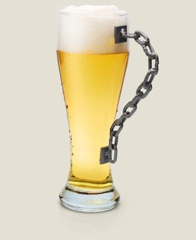 Пивной бокал «Брутальный»