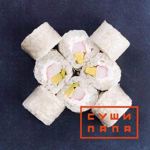 Ролл ками со снежным крабом