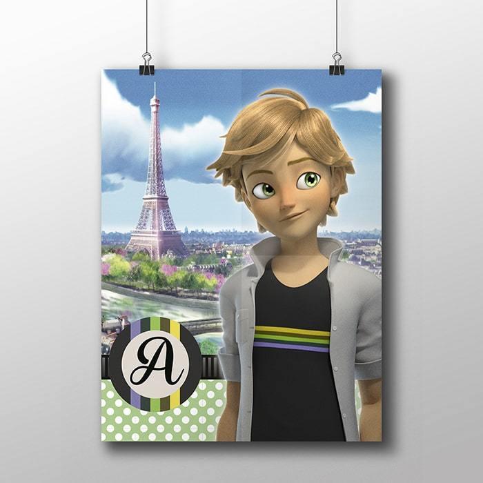 Плакат с Адрианом - купить в интернет-магазине kinoshop24.ru с быстрой доставкой