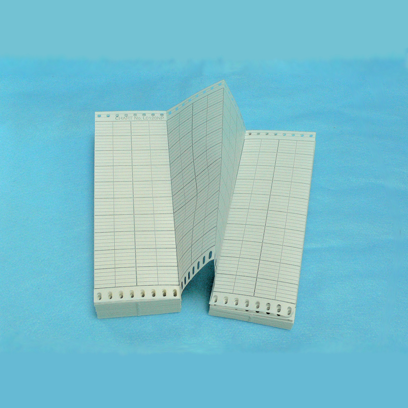 Диаграммная складывающаяся лента для АЛЬФАЛОГ-100к (2 560 руб/шт.)