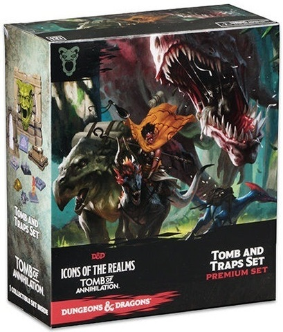 Tomb of Annihilation Tomb and Traps Case Incentive