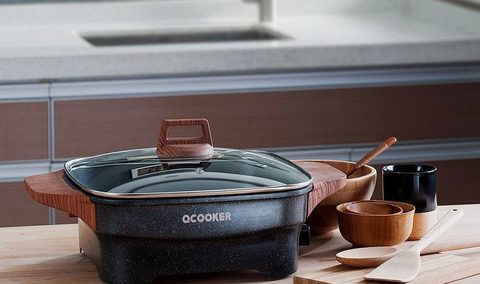 Электрогриль Xiaomi Qcooker Multi-Purpose Household Electric