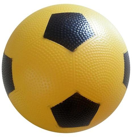 Мяч ПВХ 125 мм