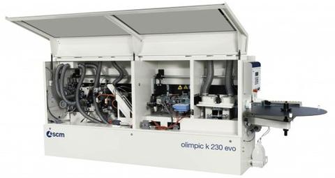 Кромкооблицовочный станок SCM K230evoT