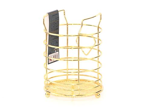8930 FISSMAN Gold Подставка для кухонных инструментов,  купить