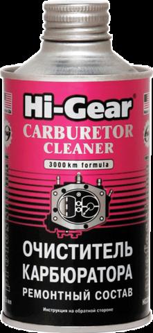3206 Очиститель карбюратора  CARBURATOR CLEANER 325 мл(a), шт
