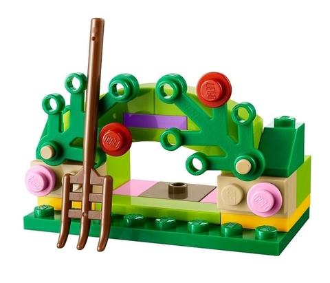 LEGO Friends: Норка Ёжика 41020 — Hedgehog's Hideaway — Лего Френдз Друзья Подружки