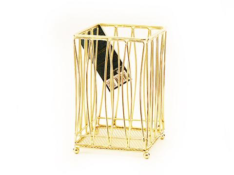 8934 FISSMAN Gold Подставка для кухонных инструментов,  купить