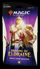 Тематический бустер «Throne of Eldraine» (белый) на английском языке
