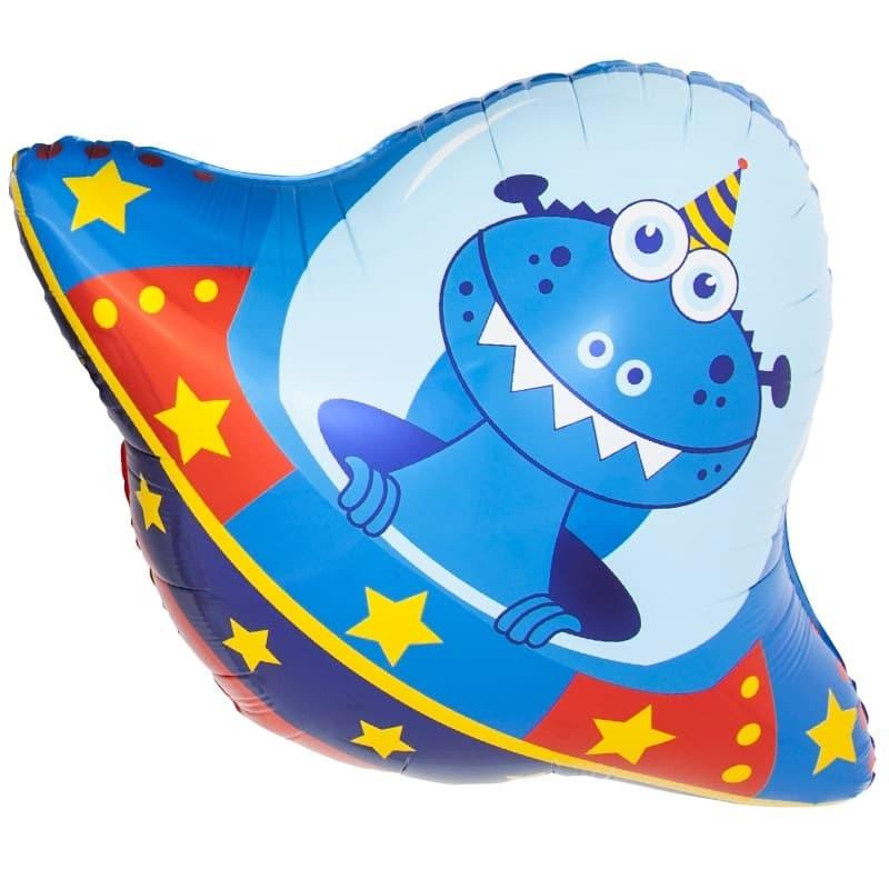 Фольгированный шар «НЛО»,  86 см