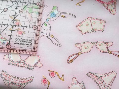 Ткань для пэчворка, хлопок 100% (арт. TT0609)