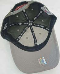 Популярная спортивная кепка с козырьком San Francisco 49ers NFL Vintage collection Gray