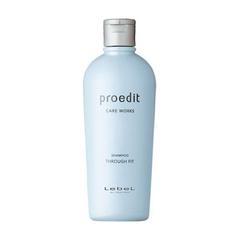 Lebel Proedit Through Fit Shampoo - Шампунь для прямых непослушных волос