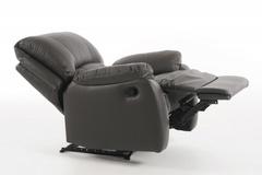 Кресло реклайнер (MK-4705-BRL) Тёмно-коричневый