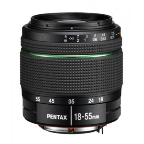 Объектив SMC PENTAX DA 18-55mm f/3.5-5.6 AL WR