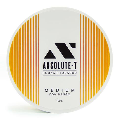 Табак Absolute-T Med Don Mango (Манго) 100 г