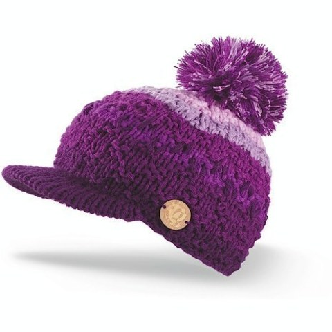 Картинка шапка Dakine Kayla Purple