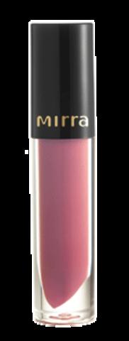 Суперматовая жидкая помада - Пепельно-розовый