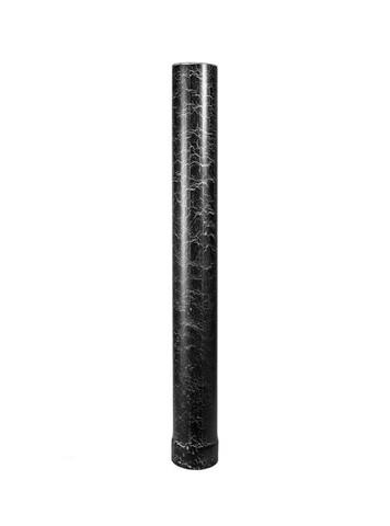 Дымоход стартовый D115мм.  L 1м.