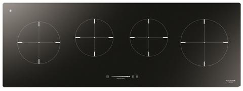Индукционная варочная панель Fulgor-Milano CH 1004 ID TS BK