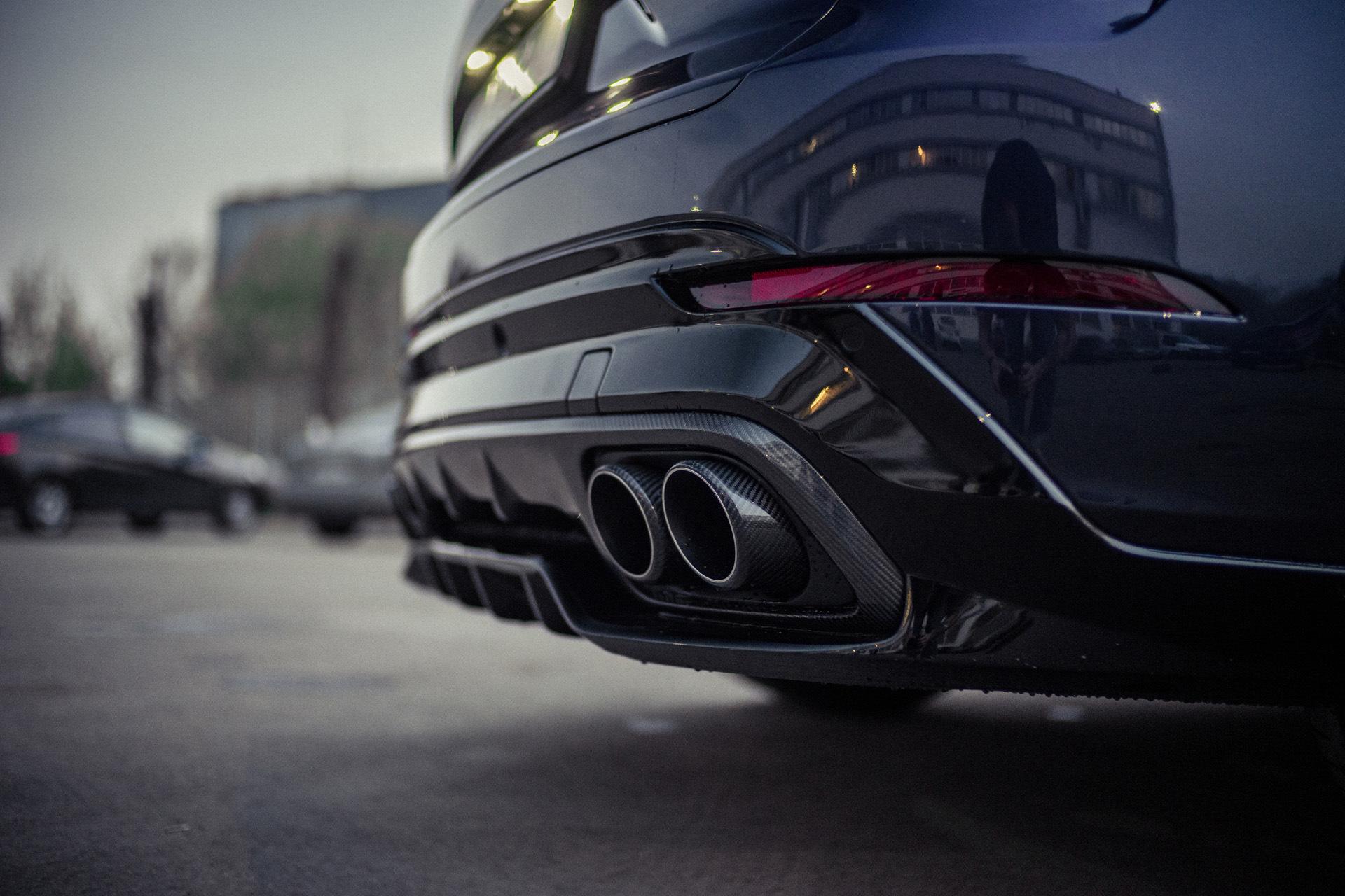 Обвес MTR Design для Porsche Cayenne NEW