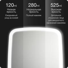 Зеркало косметическое настольное Xiaomi Jordan Judy LED Makeup Mirror (NV026) с подсветкой