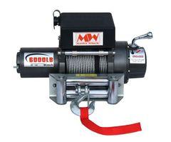 Лебедка автомобильная MasterWinch MW 6000 12v