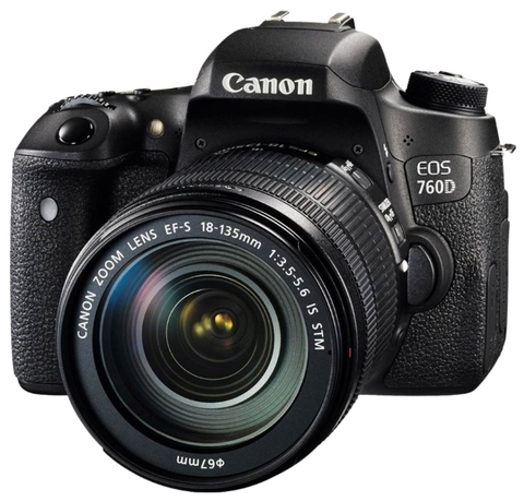 Canon EOS 760D Kit EF-S 18-55 DC III