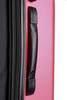 Чемодан с расширением L'case Phuket-20 Розовый ручная кладь (S)