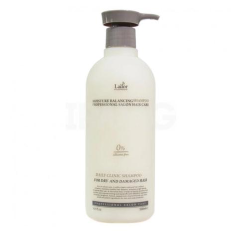 La'dor - Шампунь увлажняющий для сухих и поврежденных волос Moisture balancing, 530 ml