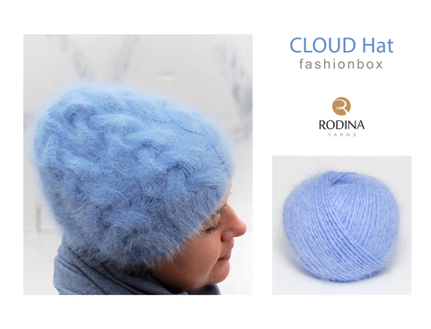 CLOUD Hat Fashionbox