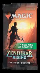 Set Booster выпуска «Zendikar Rising» (на английском)
