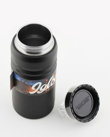 Термос Igloo Legacy 36 (1 литр), черный