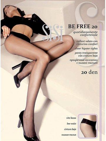 BE FREE 20 Vita Bassa  Колготки