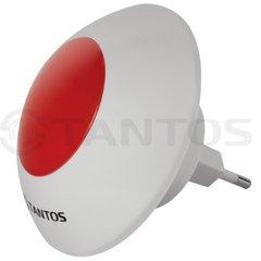 Беспроводная сирена TS-WS901,со встроенным световым оповещателем