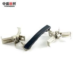 Ручка с зажимами для переноса двух холстов на подрамнике