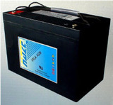 Аккумулятор для ИБП HAZE HZB12-75 (12V 75Ah / 12В 75Ач) - фотография