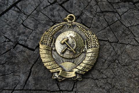 Кулон СССР