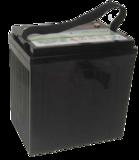 Тяговый аккумулятор Discover EVGC8A-A ( 8V 160Ah / 8В 160Ач ) - фотография