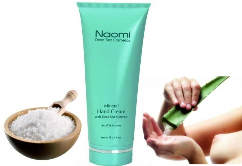 Товары для красоты Крем для рук с минералами мертвого моря (NAOMI) крем_для_рук_наоми.jpg